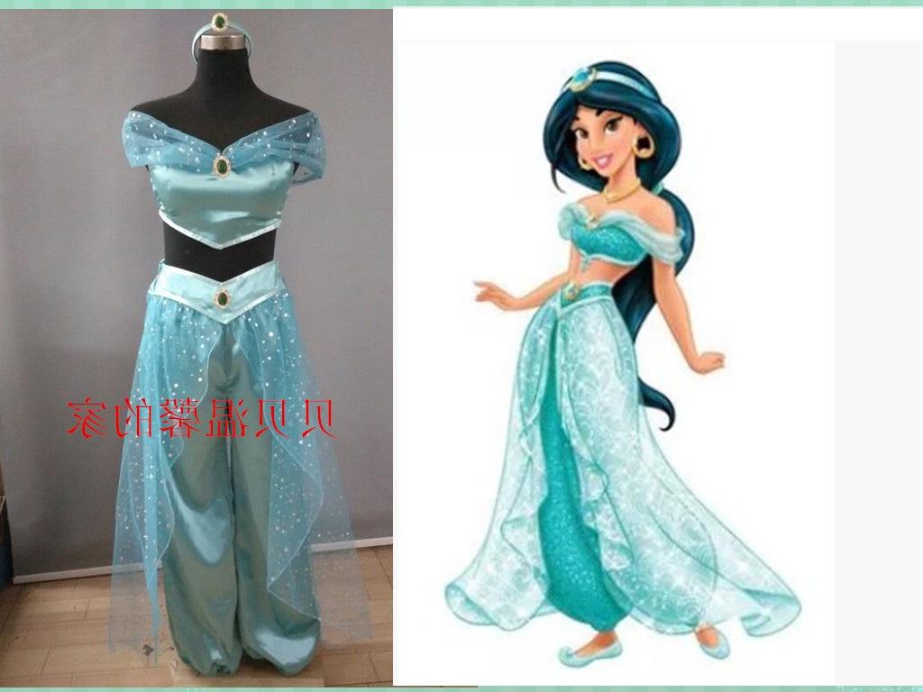 jasmine outfit adult