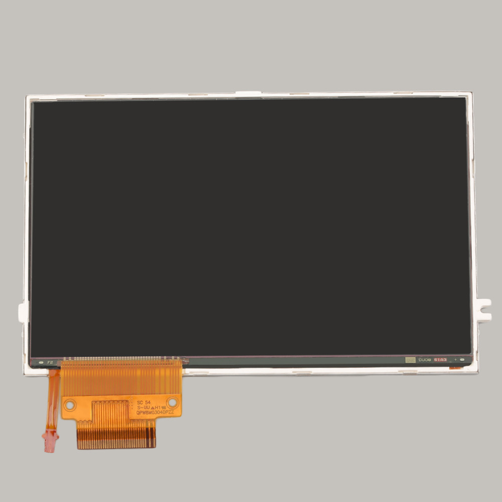 in stock! LCD Display Screen Replacement for Sony PSP 2000 Repair Part Replace the damaged LCD screen(China (Mainland))