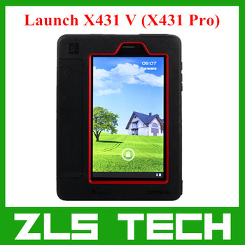 Original Launch X431 V(X431 Pro) Wifi/Bluetooth Tablet Full System Diagnostic Tool Multi-languages Support Online Update