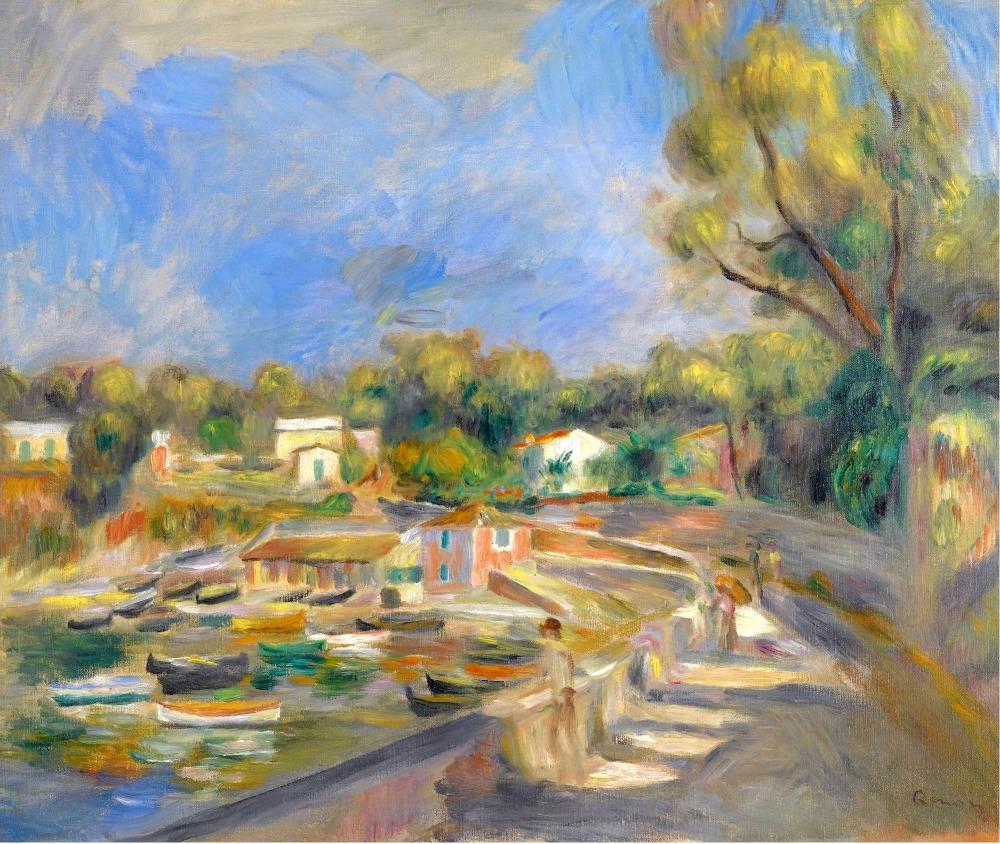 Impressionniste peintures renoir promotion achetez des for Peinture qualite