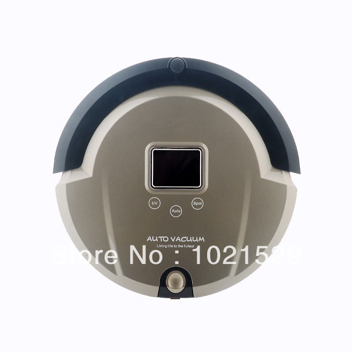 New Design Multifunctional Robot vacuum cleaner Similar Function A320 Ultra-thin auto machine(China (Mainland))