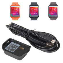 Superb ! Dock Cradle Station Charger With Cable For Samsung Gear 2 Neo R381 Watch Alipower