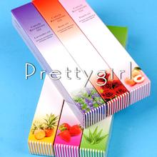 6pcs/lot New Cuticle Revitalizer Oil Nail Art Treatment Manicure Soften Pen Tool Nail cuticle Oil pen(China (Mainland))
