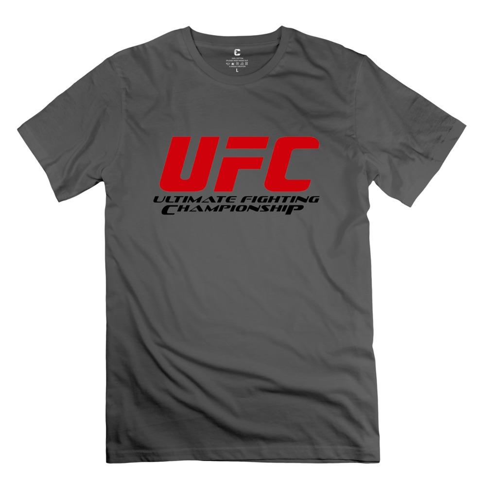 2015 Fashion 2015 Ufc Championship MMA Men's T Shirt Occation T shirt For mens(China (Mainland))