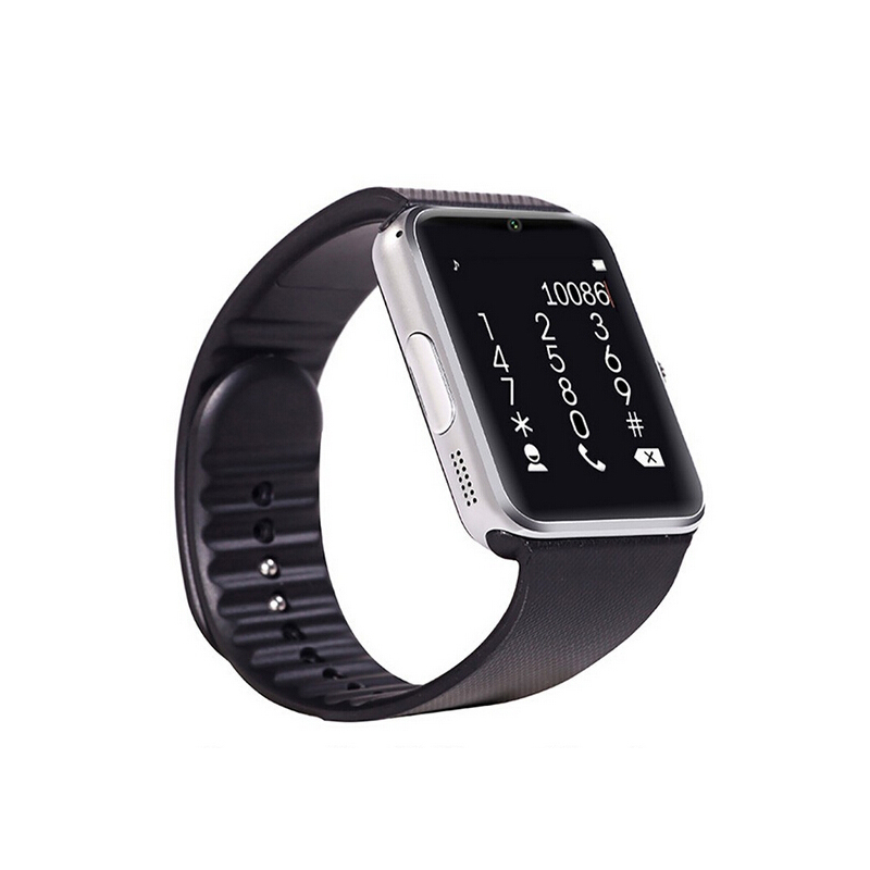 This Years Most Stylish wach Sport GT08 3G Bluetooth Smart Watch Android 4.4 Wi-Fi FM 5.0MP Camera WristWatch Support SIM Card<br><br>Aliexpress