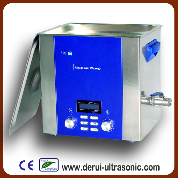 Derui ultrasonic cleaner DR-P130 with degas sweep pulse(China (Mainland))