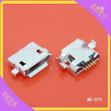 Высота Microusb разъем mk5 p майк 5 p микро usb разъем женское медь мобильный телефон интерфейс