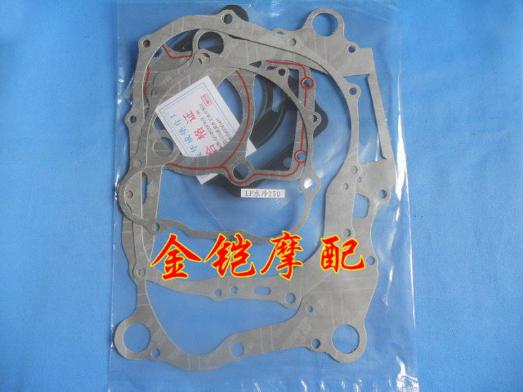 STARPAD FOR Motorcycle lifan lf trijets cg250 water cylinder head pad lifan 250 water pad coincidentally Free shipping(China (Mainland))