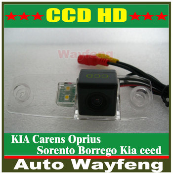 Promotion!!!car rear view backup camera rearview parking Camera for KIA Carens Oprius Sorento Borrego Kia ceed HD CCD Camera