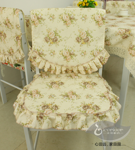 Rustic table cloth table runner tablecloth dining table cloth fabric dining chair set cushion chair covers simple and elegant