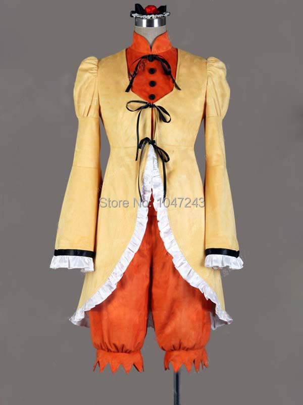 anime adults Peach-Pi t Rozen Maiden Cosplay clothes Halloween Costume for Fancy Dress