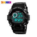 Brand New SKMEI 2017 Army Camouflage military watch reloj led digital sports watches relogio masculino esportivo