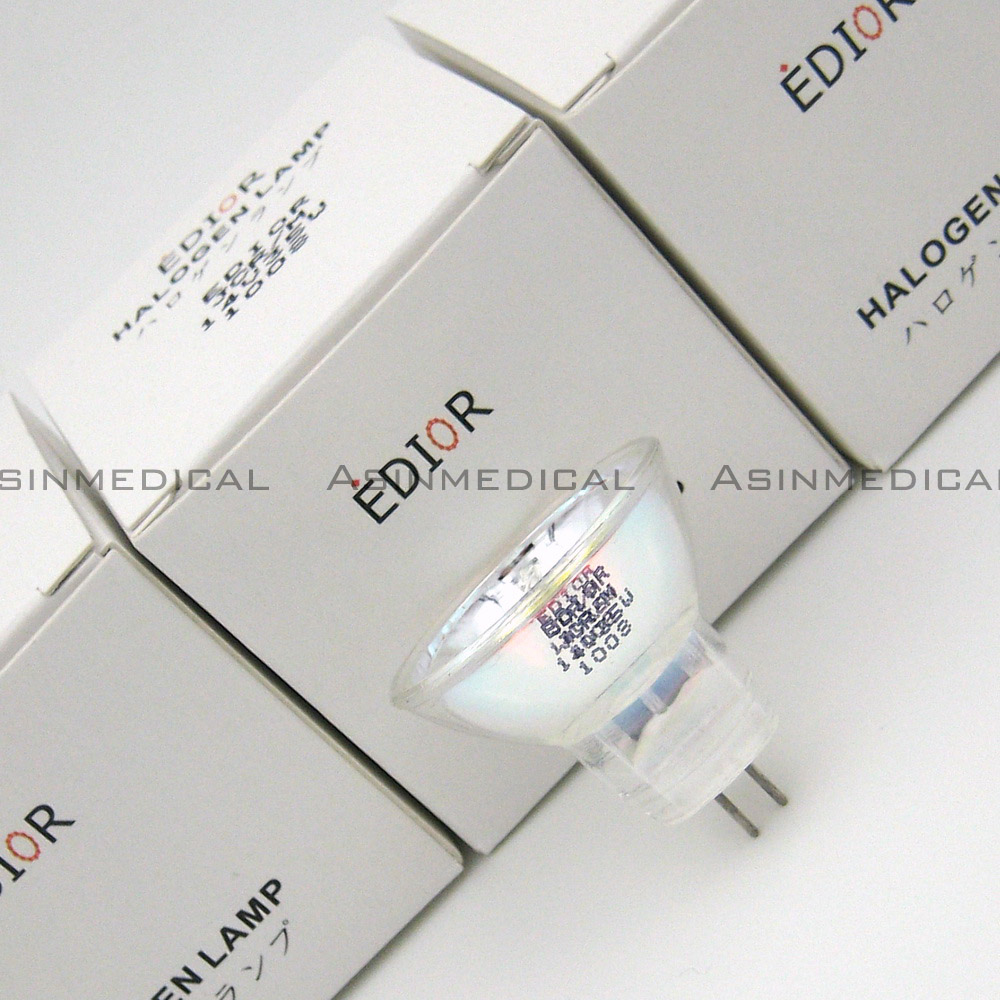 2 pcs x EDIOR JCR / M 14V 35W DENTSPLY dental curing light bulb for dental lamp Curing lamp bulb