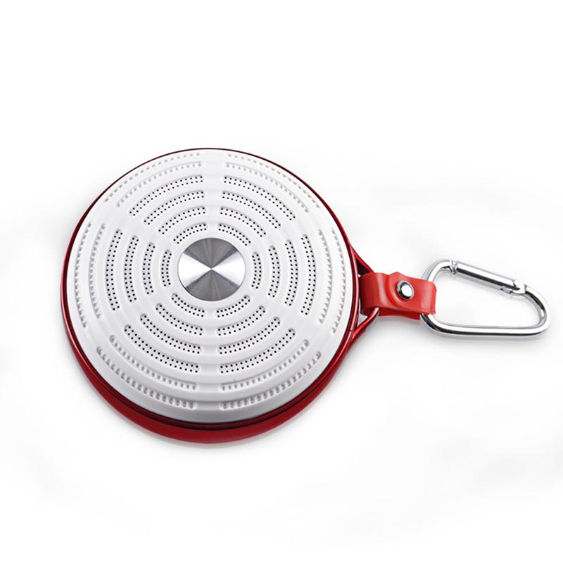 2016New Bluetooth speakers mini outdoor wireless Bluetooth speakers hook Bluetooth stereo outdoor travel speaker MP3 music phone(China (Mainland))