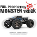RC Car 9115 40km H 1 12 2 4 Ghz Super Remote Control Monster Car Crawler