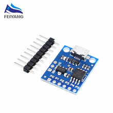 Buy Digispark kickstarter Micro development board ATTINY85 module Arduino usb for $1.13 in AliExpress store