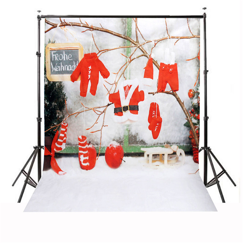 Best Price Studio Backdrop Christmas Photography Prop Photo Background 1.5 x 2m(China (Mainland))