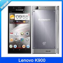 Original 16GB Lenovo K900 6.9mm WCDMA 3G Smartphone 2.0GHz 5.5'' IPS RAM 2GB Android 4.2 1920*1080 13MP 2500mAh Smart Phone(China (Mainland))