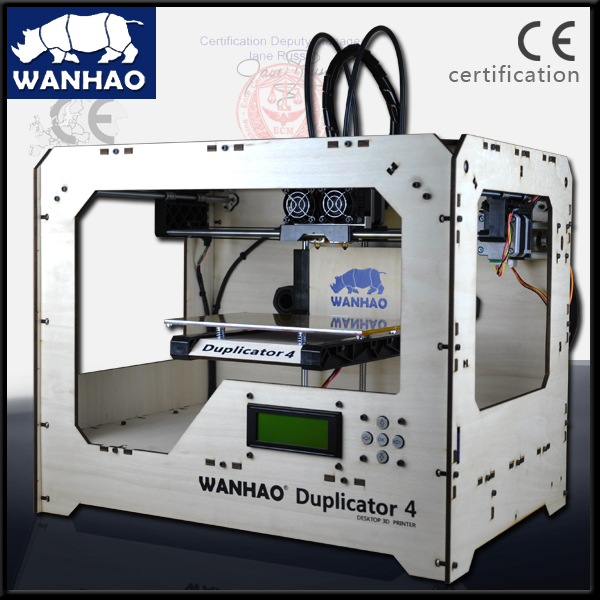 for large format printer Wanhao home use 3d printer 2kg filaments for free any color(China (Mainland))