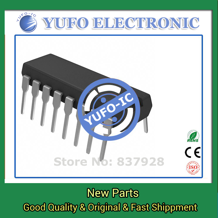 Free Shipping 10PCS SN75ALS199N genuine authentic [IC QUAD DIFF LINE RCVR 16-DIP]  (YF1115D)