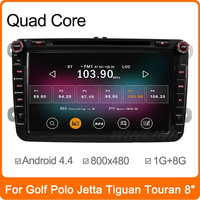 Ownice VW Android 4.4 Polo Golf Passat Jetta Tiguan Scirocco Touran Quad Core Car DVD player GPS Head unit Radio Built-in WiFi(China (Mainland))
