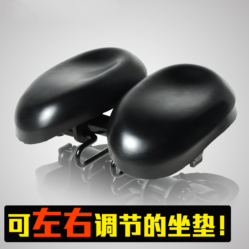 NEW latest model without the nose of Anshan to ride bike saddle Adjustable width saddle mtb bmx road bike bicycle parts(China (Mainland))