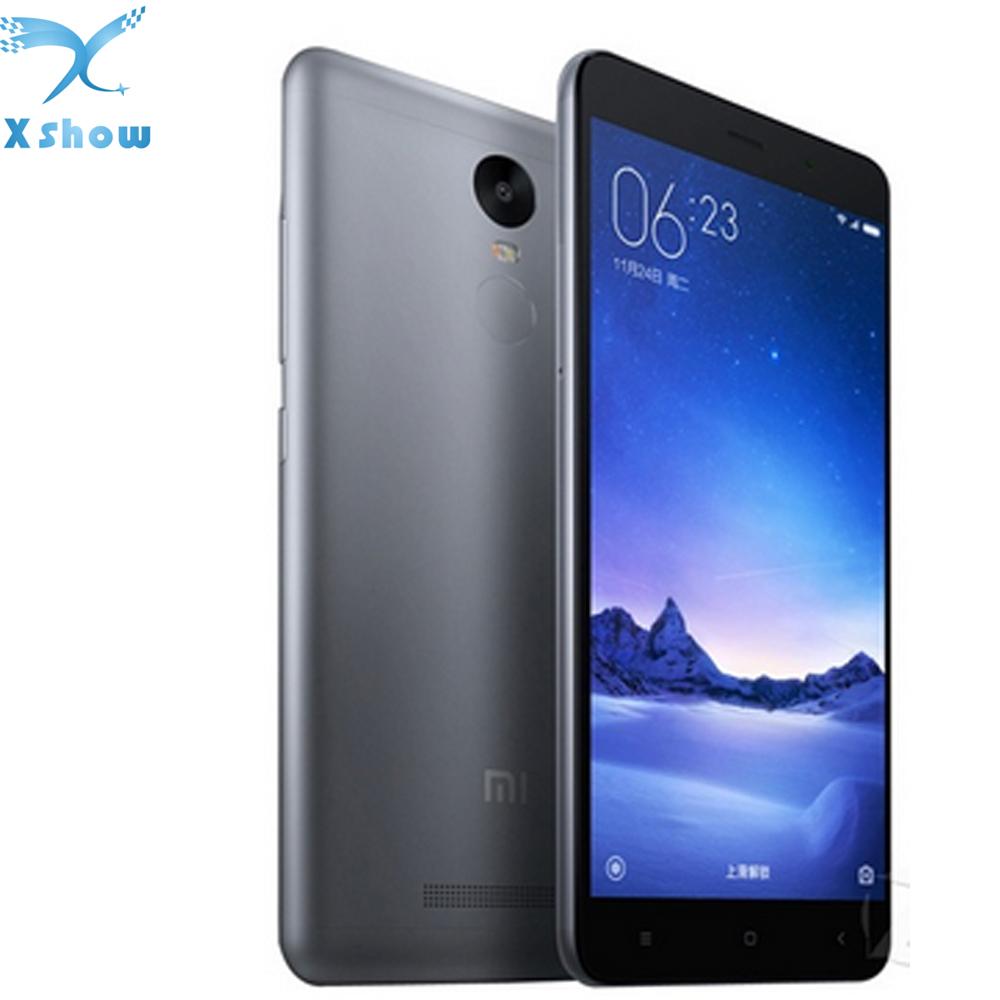 100% Original Xiaomi Redmi Redrice Note 3 MTK Helio X10 5.5 Inch 3G Ram 32G Rom 1080p HD 5MP 13MP Camera 4000mAh Freeshipping(China (Mainland))