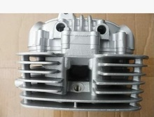 Supply Quality Motorcycle GS125,GN125,HJ125-A Cylinder Head with Cover (China (Mainland))