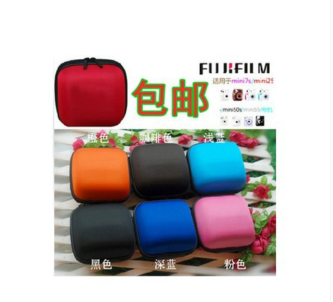 Fujifilm Instax Mini 7s/8/25/50s Camera Bag Case instax Hard may promotion - Go Travel store