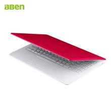 14 polegada en - tel 3050 Braswell dual Core processeur Ultrabooks ordinateur portable netbook windows 10 os 2 gb DDR3 32 gb ROM rouge(China (Mainland))