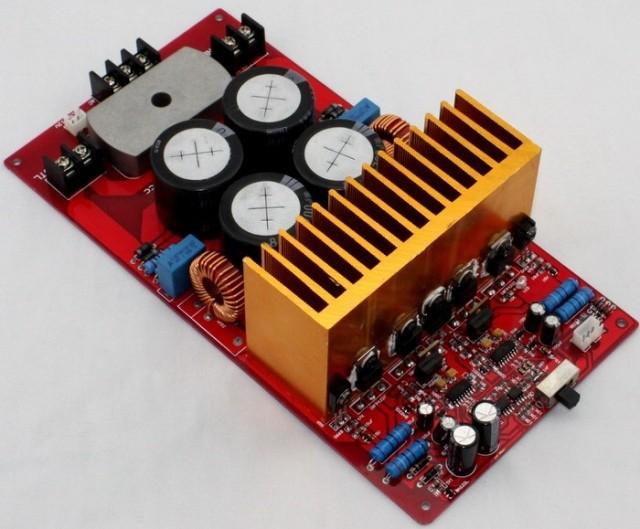 Здесь можно купить  LY IRS2092 IRFB4227 500W+500W 4ohm Class D Amplifier completed board  Электронные компоненты и материалы