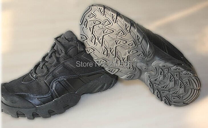 Desert Combat Boots Men Brand Under Barrel Tactical Boots Waterproof