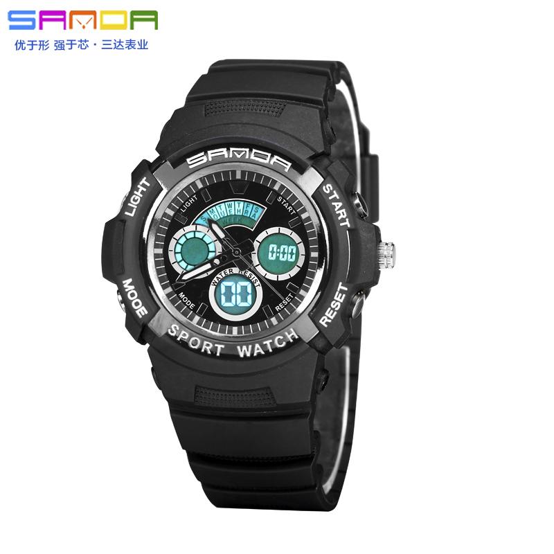 brand new fashion men's watch G style to waterproof military sports watches analog Luxury shock men Quartz Digital Watch(China (Mainland))