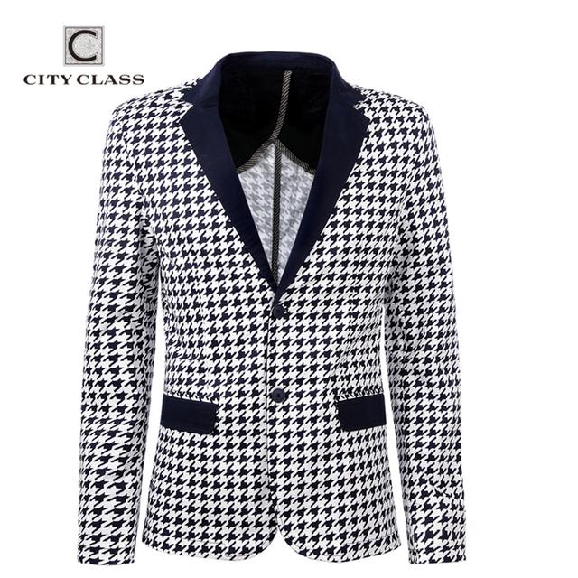 City Class 2016 новая весна мужской пиджак мода приталенный подходящий деловой и ...