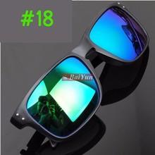 New 18 colors Fashion Sunglass Mens Sports VR/46 Oculos de sol Sun glasses Holbrook For Women brand Designer Glasses(China (Mainland))