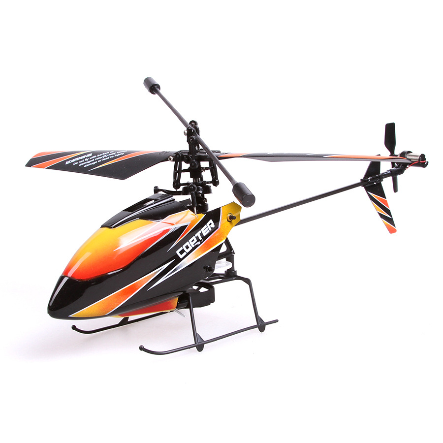 Weili V911 airplane model 4 channel electric helicopter model airplane toy aliexpress selling goods