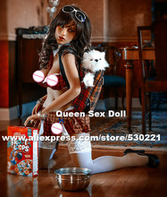 2016 NEW 135cm Top quality lifelike sex doll big breast, solid silicone love dolls, realistic sex dolls vagina real pussy anal