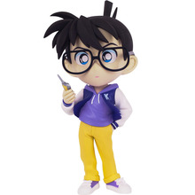 Anime Conan Detective Badge Action Figure Collectible Hand Model Doll Figure Toy w