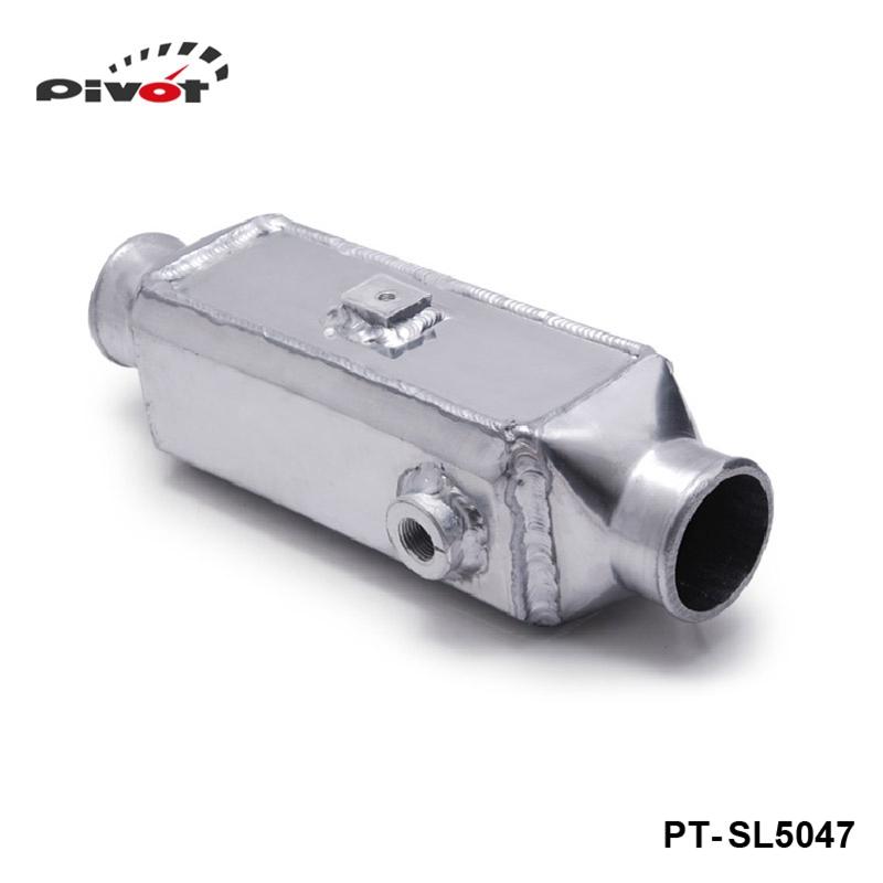PIVOT-Universal Full Aluminum 13.75x4.75X4 Turbo Front Mount Water-To-Air Bar &amp; Plate Intercooler PT-SL5047<br><br>Aliexpress