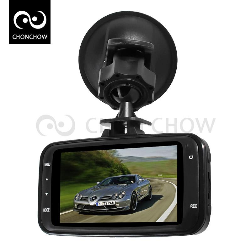 GS8000L Car DVR Camera Video Recorder 1920x1080P 2.7 inch Full HD 1080P 140 Degree G-Sensor Night Vision Dash Cam Black Box(China (Mainland))
