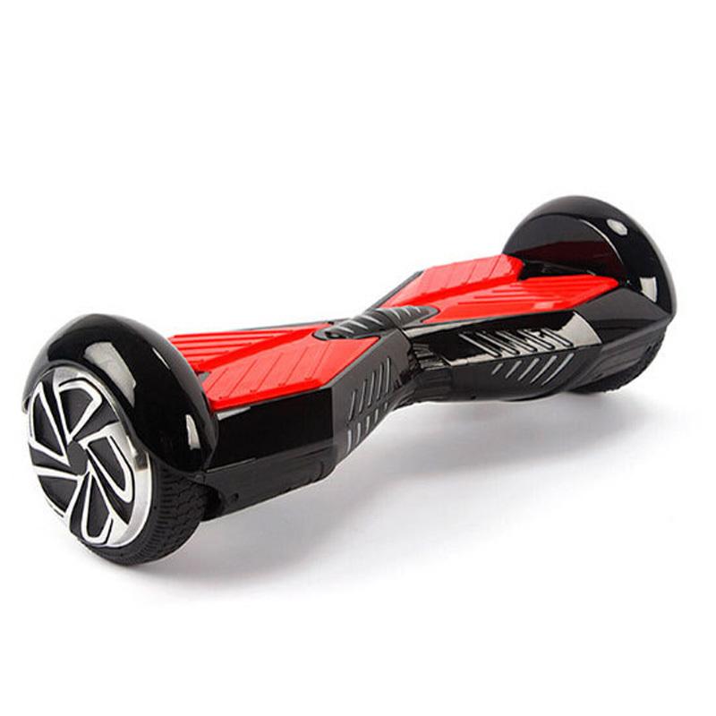 two wheeled balancing electric skateboard smart balance