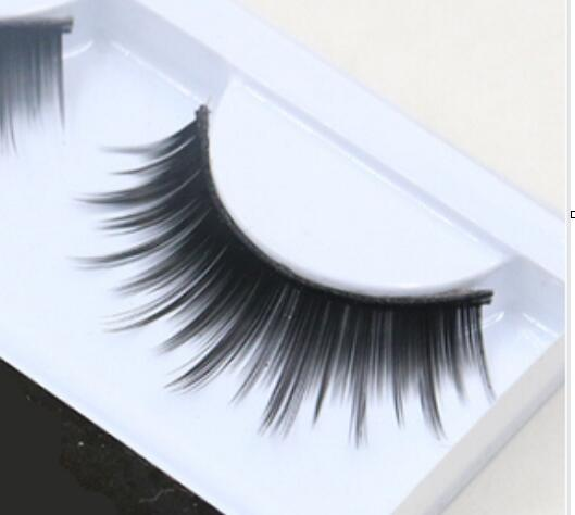 hot sale False eyelash Natural Long Dense Hand Made High Quality Mink Lashes Eye Makeup tool 511(China (Mainland))