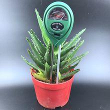 Buy 3 in 1 soil detector accurate PH soil hygrometer / soil pH meter / light intensity meter garden PH value analysis equipment for $6.73 in AliExpress store