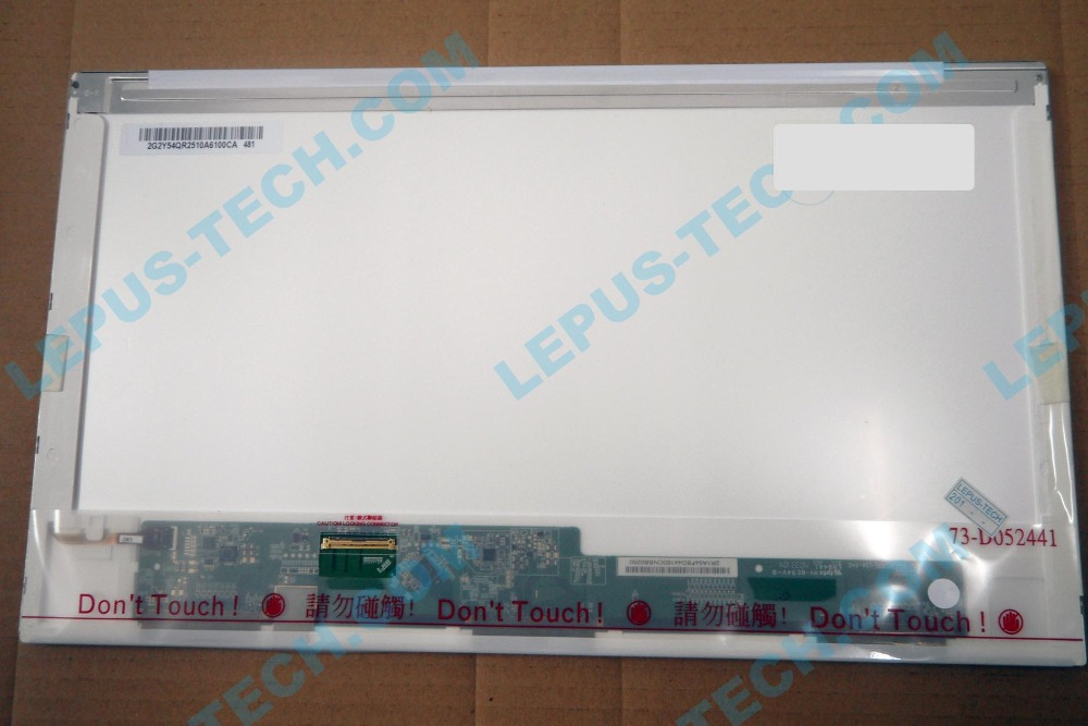 Laptop Screen For IBM-Lenovo IDEAPAD Y550P SERIES Screen Panel LED 4634272377940 standard normal 1366x768 From Lepus-tech.com(China (Mainland))