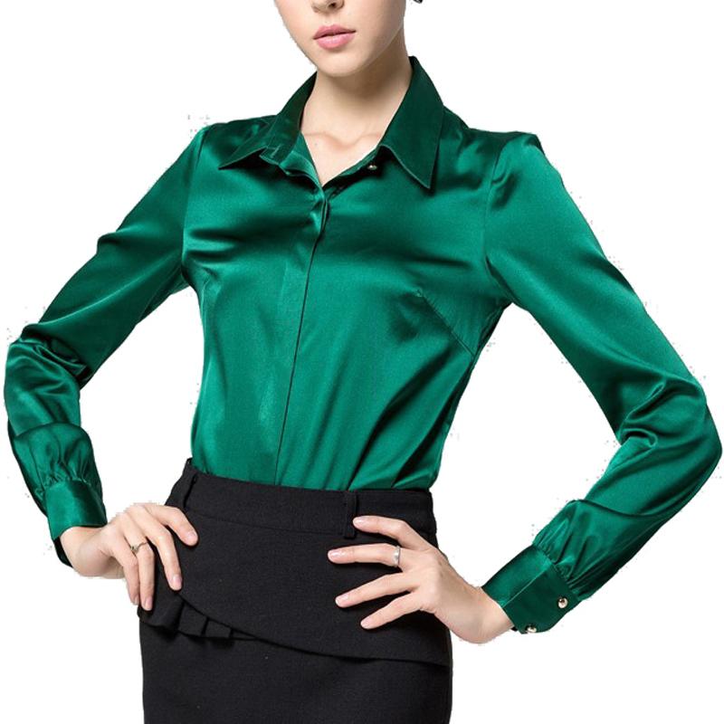 Купить Блузку Из Шелка