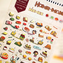 Buy 1xDaisyland Handmade Cate adhesive paper sticker decorative diy scrapbooking planner sticker post kawaii stationery for $1.01 in AliExpress store