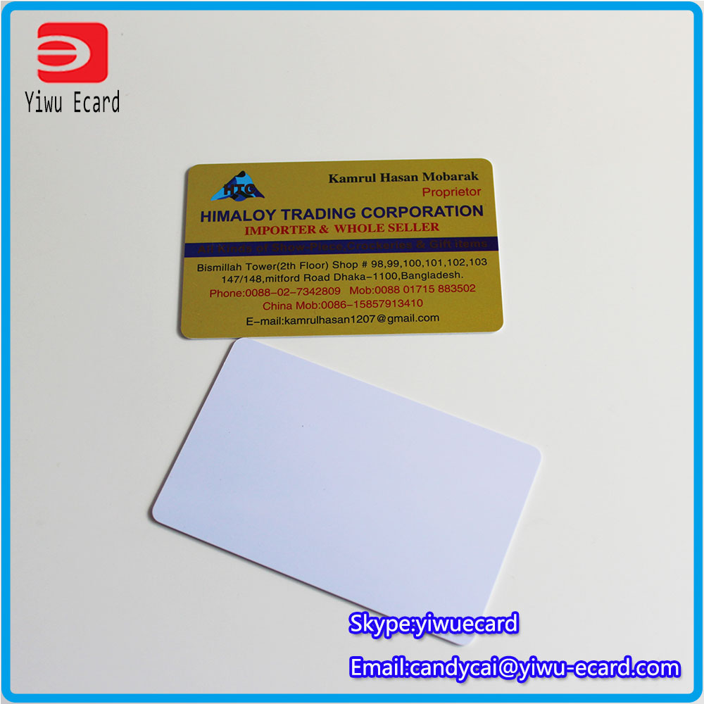 Plastic business cards full color plastic card printing oukasfo plastic card printing custom gift cards business cards reheart Image collections
