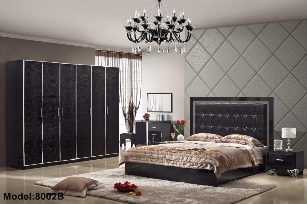 Moderne chambre ensemble promotion achetez des moderne for Set de chambre a coucher