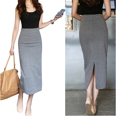Popular Maxi Long Pencil Skirts-Buy Cheap Maxi Long Pencil Skirts ...
