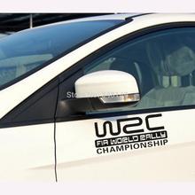 WRC FIA World Rally Championship Car Sticker Decal Reflective for Toyota Ford Chevrolet Volkswagen Tesla Honda Hyundai Lada